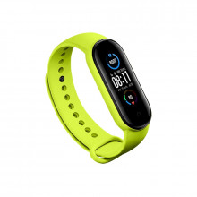 RhinoTech strap for Mi Band 5 / 6 Lime Green