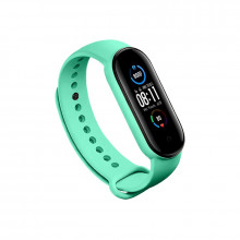 RhinoTech strap for Mi Band 5 / 6 teal green